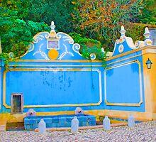 Fonte da Sabuga. Sintra. fontanário by terezadelpilar~ art & architecture