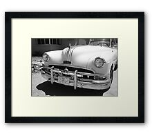 Route 66 - Classic Car Framed Print