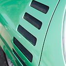 Alfa Romeo Montreal Side Vents by Flo Smith