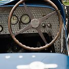 Bugatti Dashboard by Flo Smith