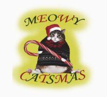 MEOWY CATSMAS T-Shirt