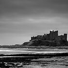 Bamburgh Castle by Brian Avery