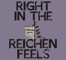 Right in the Reichenfeels! Kids Clothes
