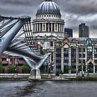 St Paul's : art render by ColinKemp