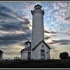 The Light at Tibbett's Point by Mikell Herrick