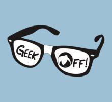 Geek Sheek Spec - T-Shirt by DisneyLooney
