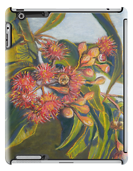 Afternoon Blossoms iPhone and iPad case by Dianne  Ilka