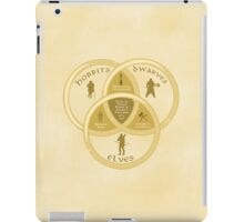 The One Venn iPad Case/Skin