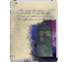 Fly With Me iPad Case/Skin