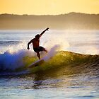 North Cronulla Beach by oneshuteye
