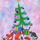 A Kitty Christmas by FedericoArts