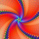 Scaly Spiral by Objowl