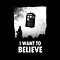 I Want to Believe | iPad Case by Lynn Lamour