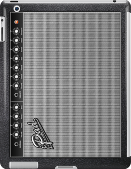 Fender Amplifier – iPhone 5 Case by Alisdair Binning