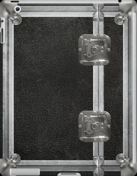 Flightcase (Black) – iPhone 5 Case by Alisdair Binning