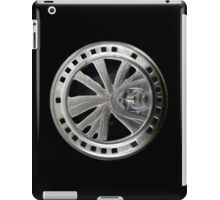 Indian Chief Horn Face iPad Case/Skin