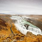 Gulfoss Falls by Nicholas Jermy