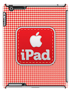 Gingham Stitched cover by satansbrand