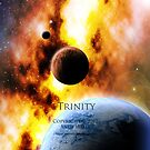 Where No Man Has Gone Before-Trinity by Andrew Wells