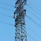 Electricity Pylon by mrivserg