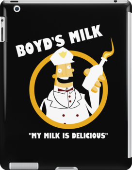Boyd's Milk by Scott Weston