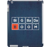Boron iPad Case/Skin