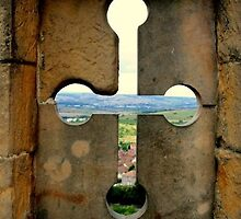 Bolsover Castle View by laurenrebecca8