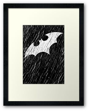 Batman by Zoe Toseland