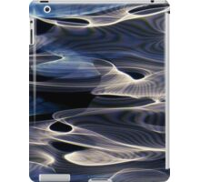 Water abstract H2o#33 iPad Case/Skin