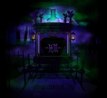 Haunted Mansion Herse Design by Topher Adam for iPad by TopherAdam