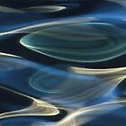 Water Abstract H2O #10 by Lena Weisbek