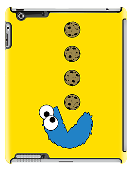 Cookie Monster Pacman by dutyfreak