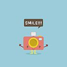 Kawaii Camera by Alejandro Durn Fuentes