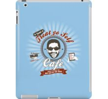 Treat Yo Self Cafe iPad Case/Skin