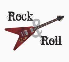 Rock & Roll Guitar T-Shirt