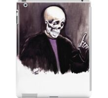 Slash One! iPad Case/Skin