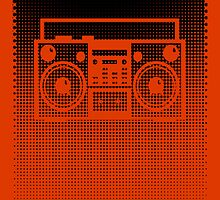 BOOMBOX by Naked-Monkey