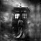 Tenth Doctor in the Mist by SOIL