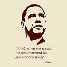 Obama by macaulay830