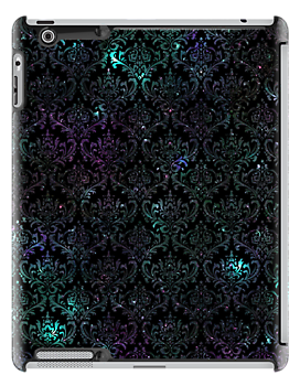 Damask Galaxy - Mermaid by alexistitch