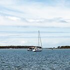At Anchor, Gold Coast Broadwater by Gregory Hale
