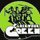A Clockwork Green by devildrexl