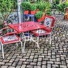 Patio Garden by wiscbackroadz