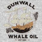 Dunwall Whale Oil by GordonBDesigns