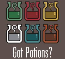 Got MH Potions? by FuranSan