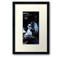 Black Panther Art - After Midnight Framed Print