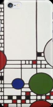 Frank Lloyd Wright Modern by henrybud