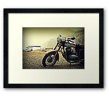 George House Cruiser Framed Print