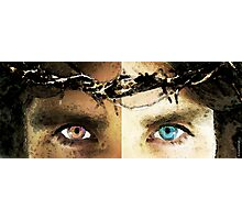 Jesus Christ - How Do You See Me Photographic Print