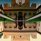 Palacio Nazaries by OilPrints